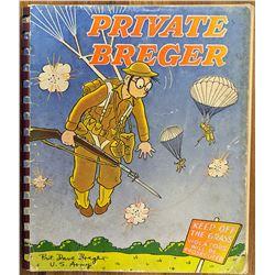 1942 Book of U.S. Army Cartoons