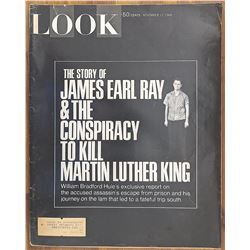 1968 Look Magazine Special Issue James Earl