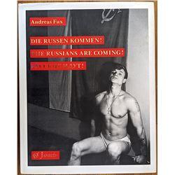 Book Russian Male Nudes 1st Edition Volker Janssen Photos