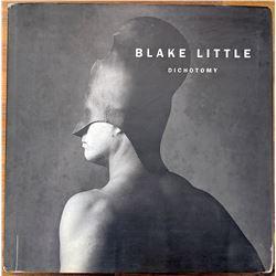 Book  Blake Little Dichotomy Male Nudes