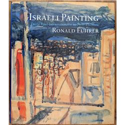 Book Israeli Painting by Ronald Fuhrer