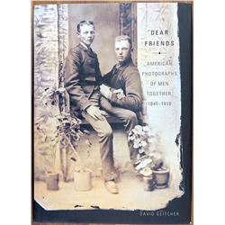 Book Dear Friends  History of Photos of Gay Men Together