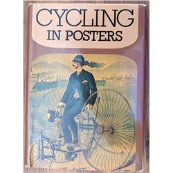 Book Cycling in Posters Many Color  Plates Jan Michael
