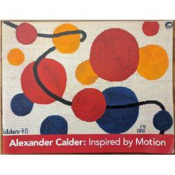 Alexander Calder: Inspired by Motion Brenau University