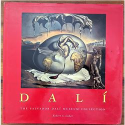 Book DALI The Museum Collection Robert S. Lubar
