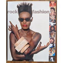 Book Rock Fashion Omnibus Press UK