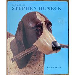 Book The Art Of Stepehn Huneck