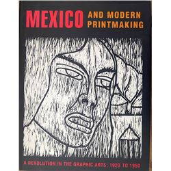 Book Mexico And Modern Printmaking