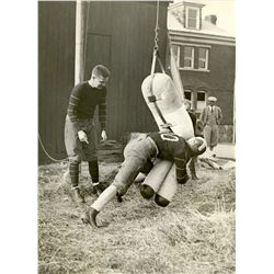 Antique / Vintage Photo Football Princeton 1929