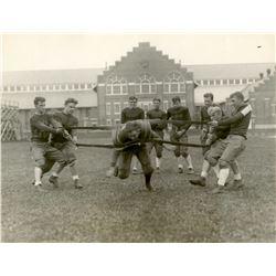 Antique / Vintage Photo Football Darrmouth 1929
