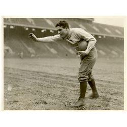Antique / Vintage Photo Football U. Penn 1927
