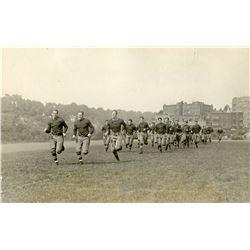 Antique / Vintage Photo Football Columbia 1926