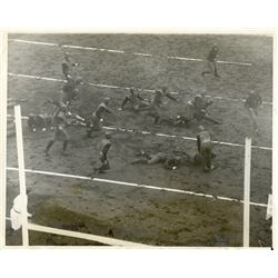Antique / Vintage Photo Football Boston College 1928