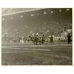 Antique / Vintage Photo Football Carnegie 1930
