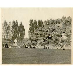 Antique / Vintage Photo Football Northwestern 1930