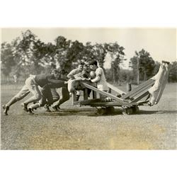 Antique / Vintage Photo Football N. Y. U. 1926