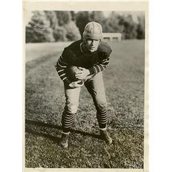 Antique / Vintage Photo Football Nevada 1926
