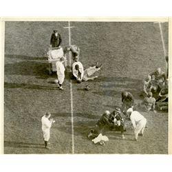 Antique / Vintage Photo Football Army vs Harvard 1929