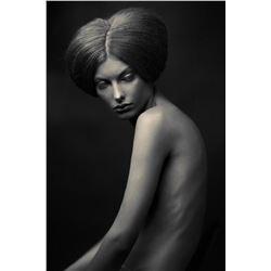 ALINA LEBEDEVA, Russia, Original Lustre Paper, Nude Signed Stamped 2/250