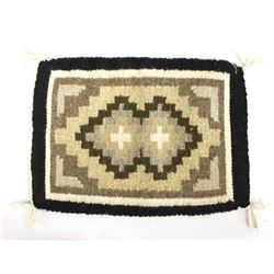 Navajo Two Gray Hills Sampler Rug