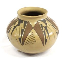 Traditional Mata Ortiz Polychrome Pottery Jar