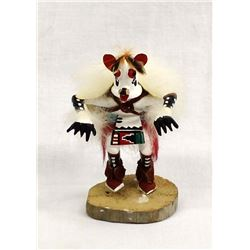 Native American Hopi Kachina by Rousseau Roy