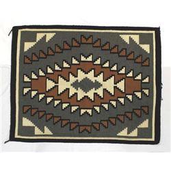 Navajo Klagetoh Wool Textile Rug