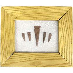 5 Framed Arrowheads