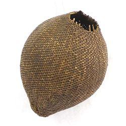 Vintage Native American Paiute Seed Basket