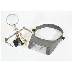 Box Lot Magnifiers
