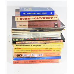 Box Lot of Books