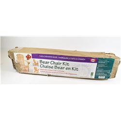 Bear Chair Kit