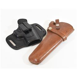 2 R/H Holsters