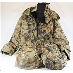 North West Teritory Insulated Camo Coveralls