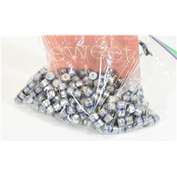 120 Pieces .357dia 148gr PEWC Projectiles