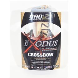 QAD Exodus 3 Bladed Crossbow Broadheads