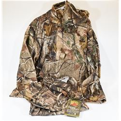Camo Fleece Hoodie and RedHead Camo Long Sleeve