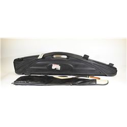 Flambeau Hard Gun Case and One Soft Gun Case