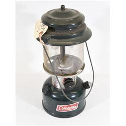 Coleman Dual Mantle Naptha Lantern