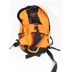Backwood's Ranger Blaze Orange Backpack