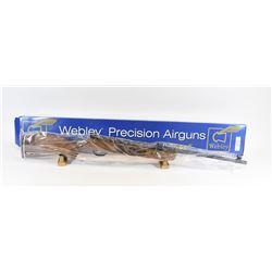 Webley Stingray 22cal Pellet Rifle 660FPS