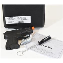 Zoraki 8mm Blank Pistol with Flare Adaptor