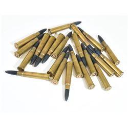 22 Rounds Kynoch 303Brit Wooden Ammunition