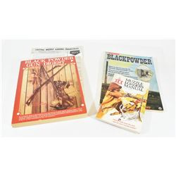 Muzzle Loading/Black Powder Books