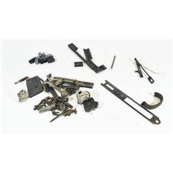 Box Lot Miscellaneous Gun Parts