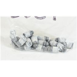 20 Pieces 50cal Lead Bullets