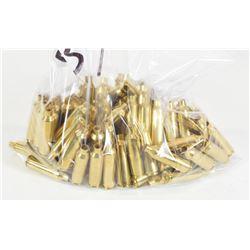 100 Pieces 7mm WSM Brass