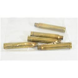 5 Pieces 8mm Rem Mag Brass
