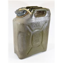 Scepter 20 Litre Army Style Jeep Gas Can