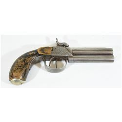 M.L. Pocket Pistol 40cal